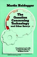 The Question Concerning Technology : And Other Essays  (ExLib)