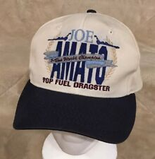 5ab6bf7edad VTG Joe Amato Top Fuel Dragster World Champion Snapback Hat Cap NHRA Drag  Racing