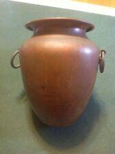Vintage REVERE Rome New York Personal Copper Vase