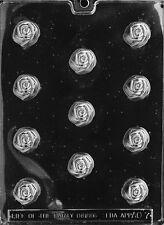 ROSE BON-BON PIECE MOLD chocolate candy molds roses flowers