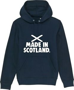 Made in Scotland Scottish Scot Jock Hoodie