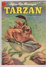 Tarzan #56 Comic Book Dell  Sept 1954