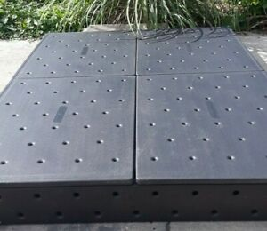 """Sleep Number Select Comfort QUEEN Foundation Modular Base 60""""x80"""" ONLY *No legs"""