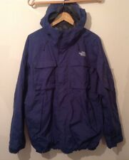 The North Face Hyvent Jacket Blue MENS Medium Used