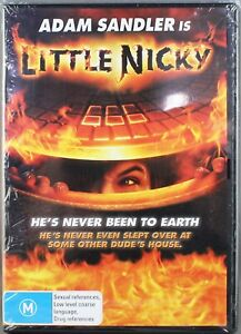 "LITTLE NICKY (2012: DVD) BRAND NEW / SEALED ""REGION 4"""
