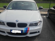 60X5 CM ADESIVI PARAURTI/MINIGONNE STICKER PVC PER BMW M3 E39 E46 X5 SERIE M