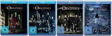 The Originals Staffel 1-4 (1+2+3+4) Blu-ray Set NEU OVP