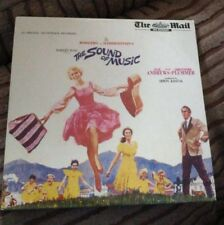 THE SOUND OF MUSIC: ORIGINAL SOUNDTRACK - UK PROMO CD (2008) JULIE ANDREWS