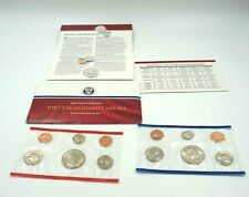 1987 U.S. 10 COIN SET from DENVER & PHILADELPHIA MINT