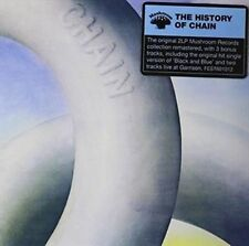 History of Chain [Bonus CD] [Bonus Tracks] [Remastered] by Chain (CD, Jul-2013, Festival Records (Australia))