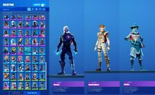 ⚡RAFLE ⚡ 142 Skins⚡ 117 Backs ⚡ 78 PICKAXE ⚡ 77 GLIDERS ⚡FULL ACCESS⚡