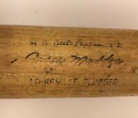 Louisville Slugger Wood Baseball Bat 125LL Philadelphia Phillies Garry Maddox 27