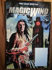 Magic Wind comic Fcbd 2014 Free Comic Book Day Epicenter