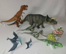 Kenner Jurassic Park Dinosaur Lot EXCELLENT! T-Rex Triceratops +++