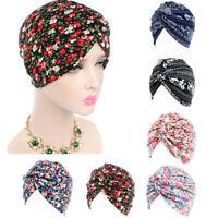 Ladies Hair Loss Scarf Head Wrap Turban Cancer Hats Chemo Cap Bandanas Cover