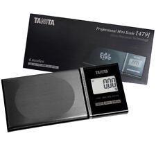 Tanita ORIGINALE 1479j 0.01g x 200g Precision anti-contraffazione Gioielli Scala