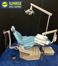 ADEC 1040 Cascade Radius Dental Operatory Package - Color of Choice Upholstery