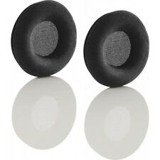 90 mm VELOUR suede Ear pad Cushion for Sennheiser HD205 HD225 HD215 headphone UK