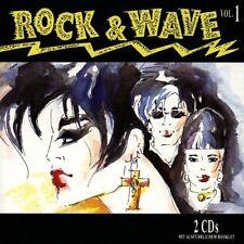 Rock & Wave 1 (1992) P.I.L, Clash, Smiths, Jam, Blondie, Anne Clark, Ba.. [2 CD]