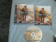 Call of Duty: Modern Warfare 2 (PlayStation 3, PS3) complete