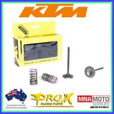 ProX KTM 250 EXCF EXC-F 2007 Steel Intake Valve & Spring Upgrade Kit