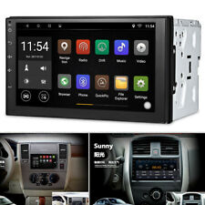 2Din WiFi GPS Navigation 16G Car MP5 Player Steering-wheel control Android 6.0