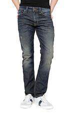Stonewashed Diesel Herren-Jeans