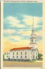 Danielson CT The Westfield Congregational Church
