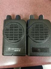 Motorola Minitor Iv