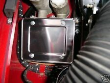 MG Midget Mk3 Austin Mk4 PEDAL BOX Cover Plate STAINLESS AHA8074 STAINLESS NEW
