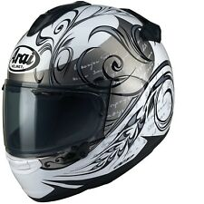 Arai Chaser x Stile Nero Casco Moto Integrale alto Presa D' aria Sport Touring S