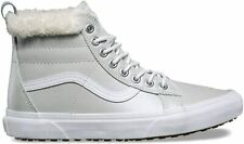 Vans SK8 Hi (MTE) Skate Shoes Metallic/Silver