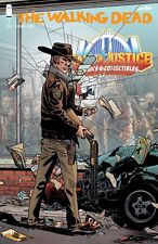 "The Walking Dead #1 - 15th Anniversary ""Hall Of Justice Comics"" Variant PRE-SALE"