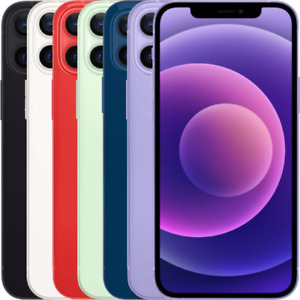 Apple iPhone 12 Mini 5G - 64/128/256GB Unlocked All Colours Grade A++ Certified