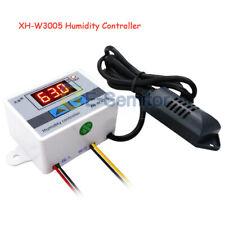 DC 12V XH-W3005 120W LED Digital Humidity Controller Hygrometer Switch Sensor