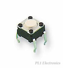OMRON ELECTRONIC COMPONENTS   B3F-1000   SWITCH, SPNO, 0.05A, 24V, THT, 0.98N Pr