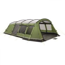 Outwell Drummond 7 Man Tunnel Green 2017 Family Camping Tent