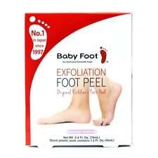 BABY FOOT Exfoliation Smooth Feet Skin Exfoliant Peel, UK SELLER