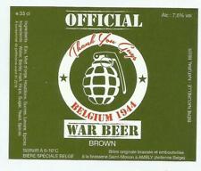 étiquette de bière 15