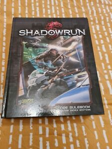 Shadowrun 5th Edition Core Rules Book