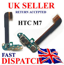 Replacement HTC One M7 USB Charging Dock Port Mic Flex