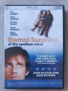 Eternal Sunshine of the Spotless Mind written by Charlie Kaufman (DVD, 2004)