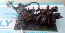 CHAOS CHARIOT OF CHAOS WARRIORS PAINTED - Warhammer - Games Workshop