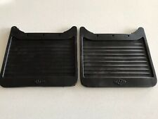 REAR MUDFLAPS X2 FOR HOLDEN HD HR SPECIAL PREMIER NEW REPRODUCTIONS NASCO GREAT
