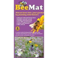 BEE MATT- READY SEEDED BIODEGRADABLE SEED MATT -  200 x 50 cm