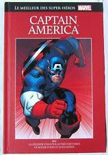 ★★★ LE MEILLEUR DES SUPER HEROS ★★★ T 07 - CAPTAIN AMERICA - MARVEL Panini