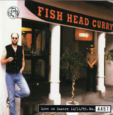 Fish / Marillion, Fish Head Curry, Live in Luzern 1995 - 2 CD's Fan Club