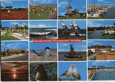 Alte Postkarte - Nordseebäder Horumersiel - Schillig