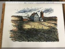 Limited Edition Print Country 1970-1989 Art