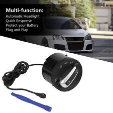 Interruptor De Faro Módulo Sensor Luz Para VW Golf MK5 MK6 Tiguan Touran Passat